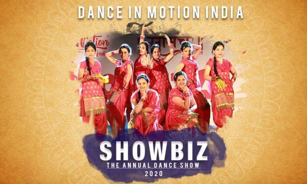 Dance in motion india