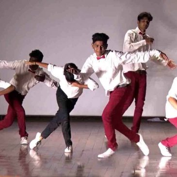 hip hop- dance in motion india